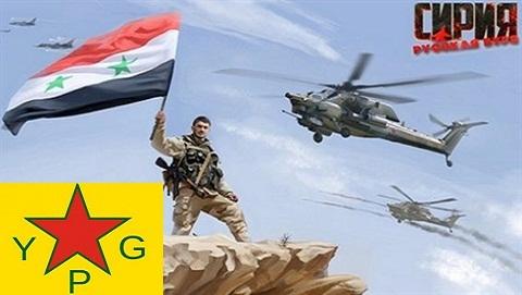 Người Kurd trả đất cho Syria: Bước ngoặt cho quyền tự trị?