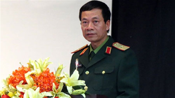 Thiếu tướng Nguyễn Mạnh Hùng làm quyền Bộ trưởng TT-TT