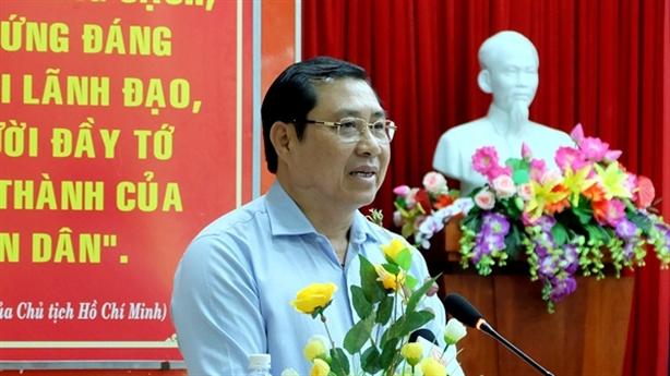 Bổ nhiệm người bị kỷ luật: Chủ tịch Đà Nẵng nói gì?
