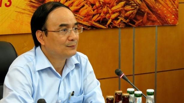 Nguyên Tổng giám đốc Habeco sai phạm: Đang chỉ đạo xử lý