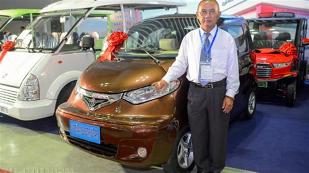 Cha đẻ ô tô điện made in Vietnam tạm ngưng chế tạo
