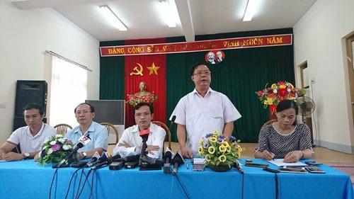 Gian lận điểm thi ở Sơn La: Khởi tố vụ án