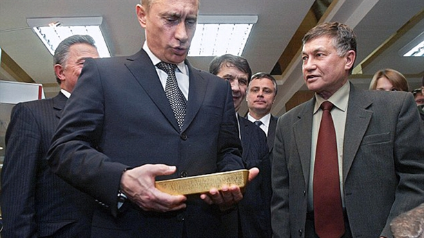 Nga dự trữ vàng kỷ lục sau bán tháo trái phiếu Mỹ