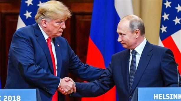 Tổng thống Putin mời người đồng cấp Trump tới Nga