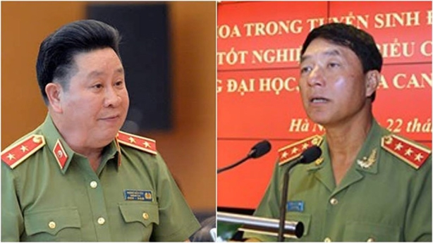 Tướng Bùi Văn Thành tự ý ký quyết định cho Vũ nhôm