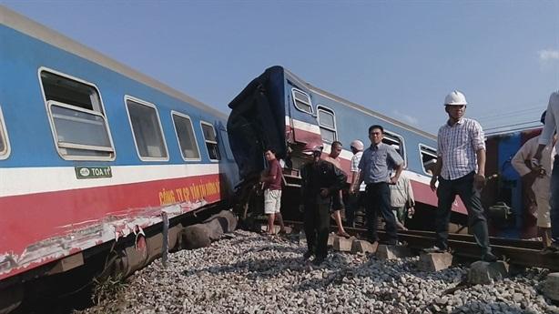 Nhiều lãnh đạo đường sắt bị phê bình nghiêm khắc