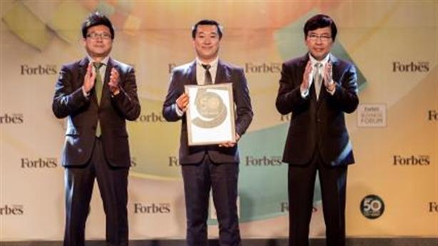 Vinamilk nằm trong Top 50 công ty niêm yết tốt nhất VN