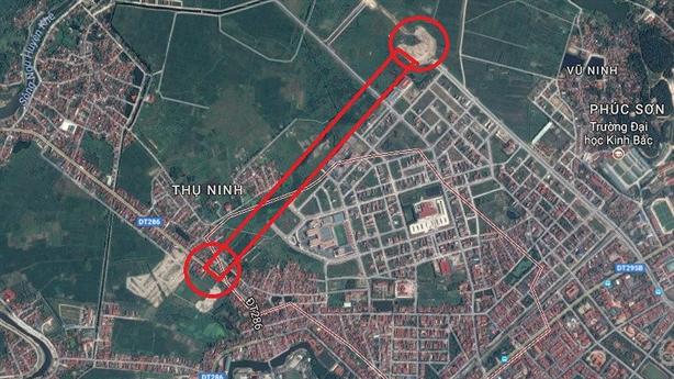 Đổi 100ha đất lấy 1,39km đường: Chính phủ chỉ đạo nóng