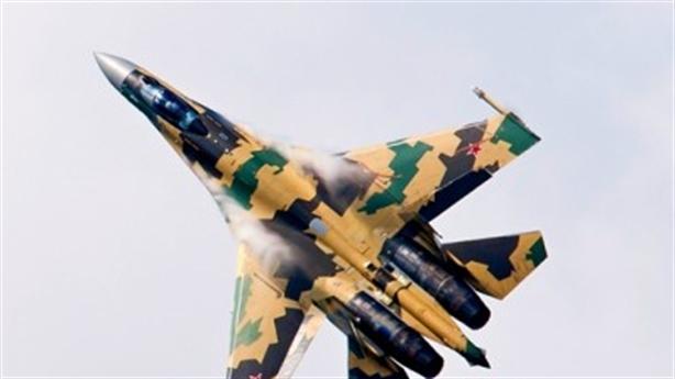 Su-35 giấu võ hiểm ở Syria?