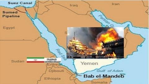 Houthis xuống thang sau khi bắn thủng tàu chở dầu Saudi Arabia