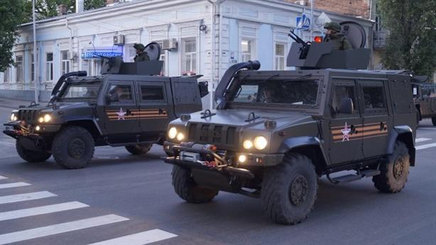 Nga thay Tigr bằng xe bọc thép chuẩn NATO?