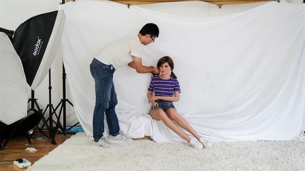 Trung Quốc chạy đua sản xuất búp bê tình dục thông minh