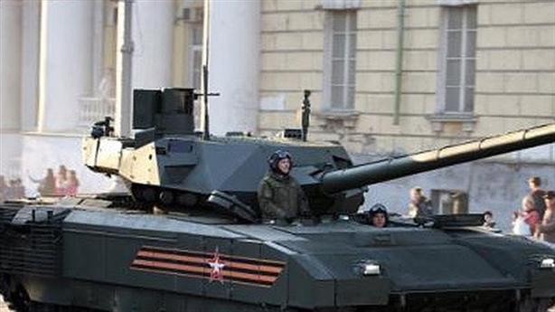 Điều gì đang diễn ra với Armata, Bumerang và Su-57?