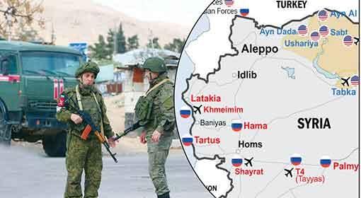 Quân cảnh Nga tiến vào cao nguyên Golan, trấn biên giới Israel-Syria