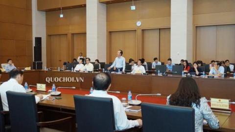 Ủy ban Thường vụ Quốc hội chưa bàn tiếp Luật Đặc khu