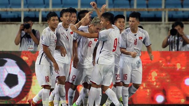 Olympic Việt Nam thắng Oman: Tương lai chưa sáng ở Asiad 2018?