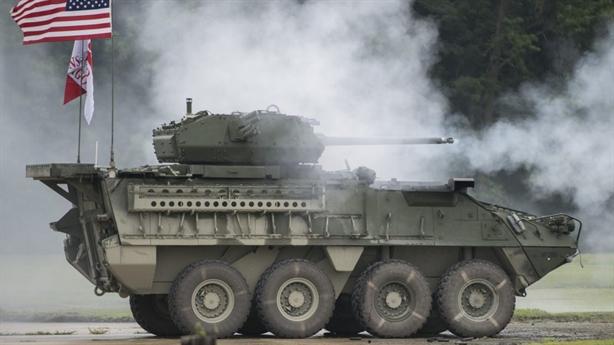 Xe chiến đấu Mỹ đủ sức diệt cả T-90A lẫn Armata