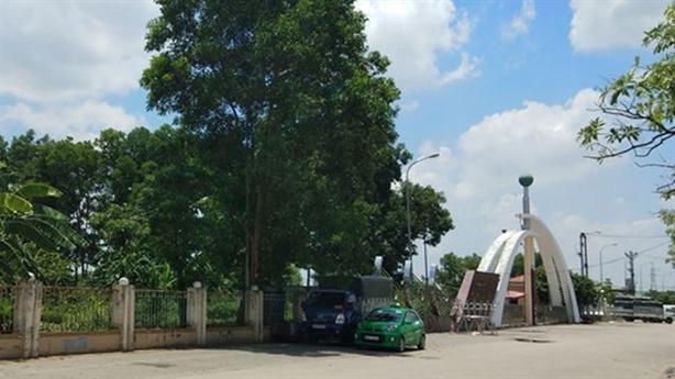 Bắc Giang xẻ 17.000m2 đất công viên làm sân tập golf