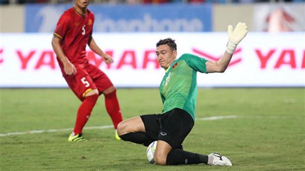 Thủ môn Olympic Việt Nam: Quyết định khó hiểu của thầy Hàn
