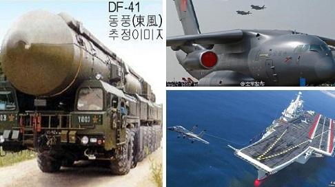 Trung Quốc mua những tinh hoa Liên Xô gì từ Ukraine?