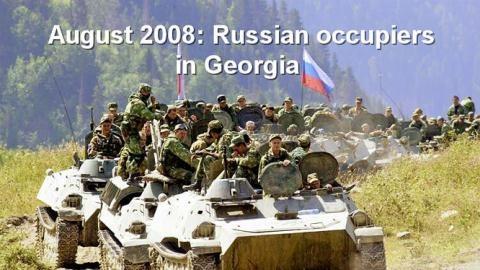 Nga chuẩn bị chiến tranh với Gruzia từ năm 2007: Ai sốc?