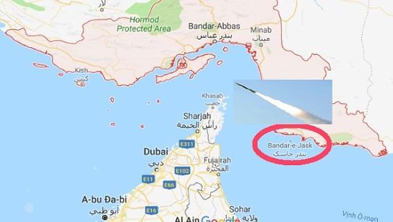 Lộ diện sát thủ Iran dùng để phong tỏa eo biển Hormuz