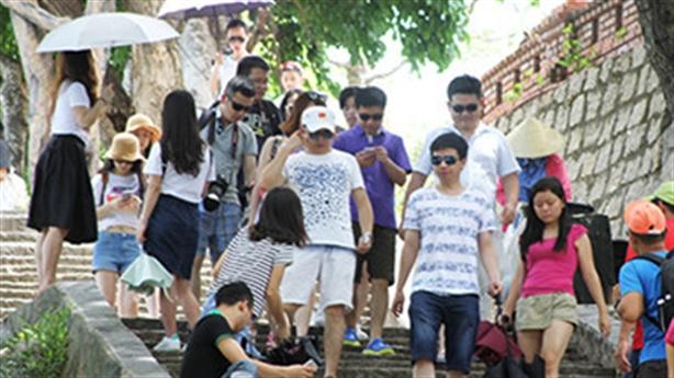 Nhiều người TQ làm du lịch chui ở Đà Nẵng thế nào?