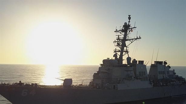 Khu trục Mỹ vào Biển Đen như cá nằm trên thớt
