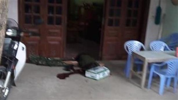 GĐ doanh nghiệp và vợ bị bắn tại nhà: Trích xuất camera