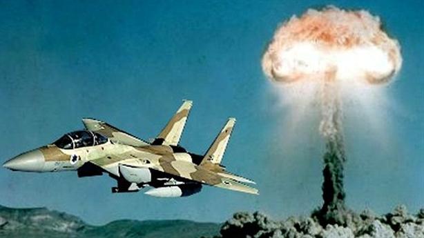 Vệ tinh tóm gọn vụ Israel thử hạt nhân trên biển