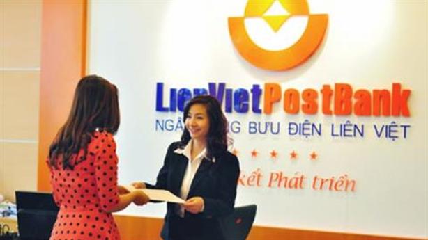 LienVietPostBank bất ngờ giảm tỷ lệ trả cổ tức