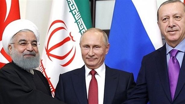 Nga-Thổ Nhĩ Kỳ-Iran gặp nhau cùng gỡ rối ở Syria