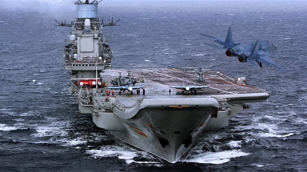 Khó hiểu Nga xây hạm đội mạnh nhất thế giới tại Caspian