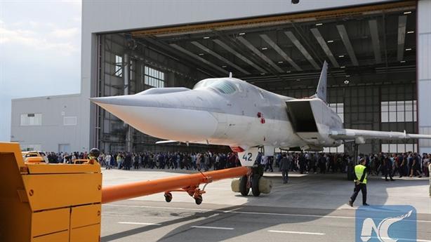 Kinzhal đáng sợ hơn nhiều khi phóng từ Tu-22M3M