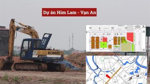 Kiểm tra việc 'bán lúa non' dự án Him Lam - Vạn An