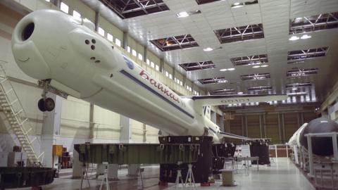 Tên lửa tái sử dụng Nga sẽ hạ gục SpaceX