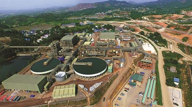 Mua lại 49% nhà máy vonfram, Masan Resources bước đi chiến lược
