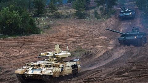 Xe tăng khủng T-90M Proryv-3 thoát ế