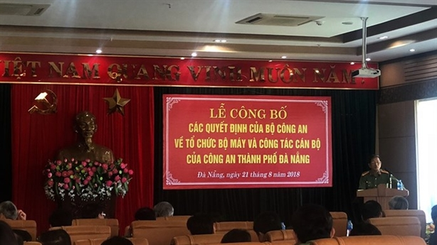 Vì sao nhiều sếp Công an Đà Nẵng xin nghỉ hưu sớm?