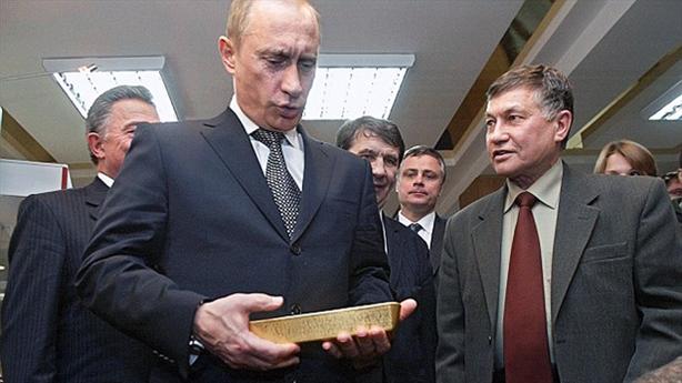 Nga tích vàng kỷ lục khi trừng phạt Mỹ tăng cao