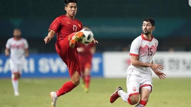 VTV6 dừng phát sóng trận U23 Việt Nam-U23 Bahrain: Đáng tiếc