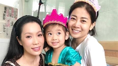 Bệnh tình của diễn viên Mai Phương: Có tin vui