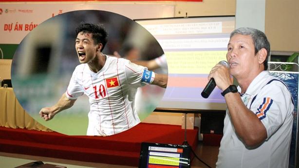 Chuyên gia nội khuyên Olympic Việt Nam đừng lạc quan tếu
