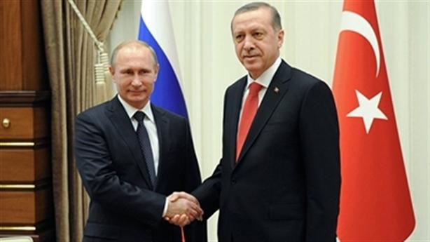 Quan hệ Nga-Thổ Nhĩ Kỳ như chưa hề có sự cố Su-24