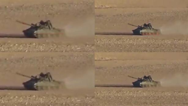 Nga khoe 'sát thủ' trên bộ khi Hải quân dồn đến Syria