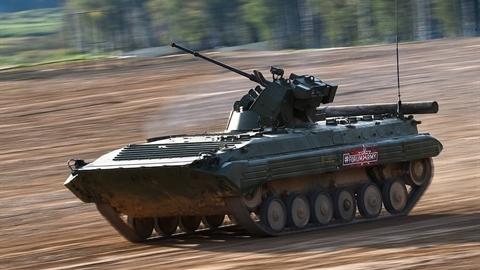 Nga chào hàng gói nâng cấp BMP-1 phù hợp với Việt Nam