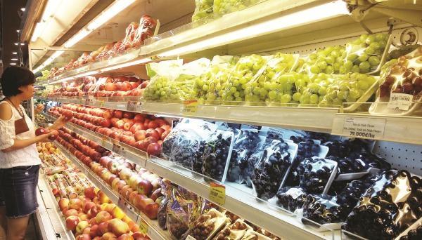 Xuất khẩu rau quả sang Trung Quốc vẫn chiếm áp đảo