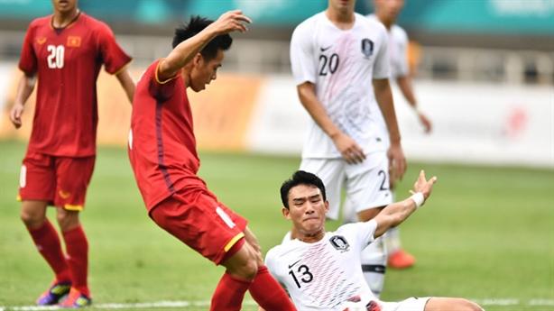 Olympic Việt Nam thua Hàn Quốc: Vẫn còn giấc mơ khác!