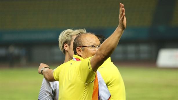 Olympic Việt Nam đấu Hàn Quốc: Cửa thắng rộng mở?