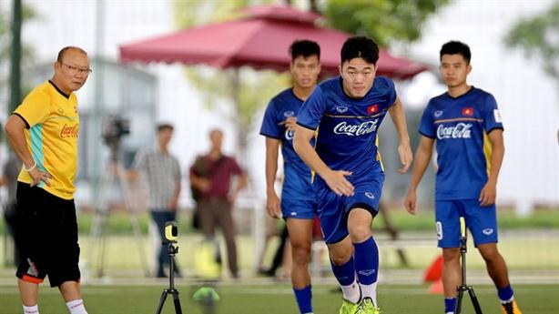 Xuân Trường đáng được đá tiếp sau trận Olympic Việt Nam thua?